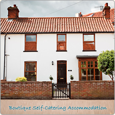 Kit's Beck - Boutique Self-Catering Accommodation